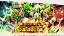 『ドラゴンボール レジェンズ』ブロリーだらけの「Legends Super Saiyans Vol.3」やTwitterキャンペーン、ドッカンバトルのイベントやフィギュアなどをチェック!! 【アニメニュース】
