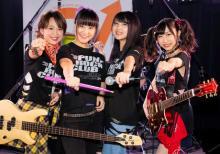女性声優ロックバンド・南松本高校パンクロック同好会、来年3月にワンマンライブ開催