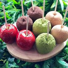 イタリアンシェフ監修の本格りんご飴専門店「Candy apple」常設1号店が代官山についにオープン!