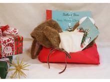絵本の中のうさぎに変身!子どものプレゼントに◎なクリスマス限定セット