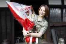 米倉涼子、『ドクターX』撮了「安心感と緊張感、両立できた」