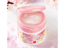高機能オールインワンジェルに今年も桜の香りが登場