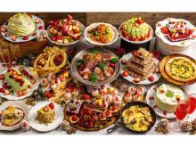 豪華メニューが食べ放題!「Bitter Sweets Buffet」のクリスマス限定フェア