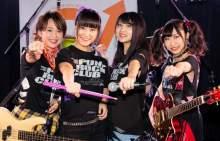 『ガールズフィスト!!!!』5thワンマンライブは、3月29日「秋葉原 CLUB GOODMAN」!! 【アニメニュース】