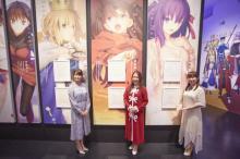 『TYPE-MOON展』20日開催 『Fate』世界観を映像やジオラマなどで体感