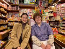 蒼井優『スッキリ』でハリセンボン春菜と対談 山里亮太との新婚生活で爆笑エピソード