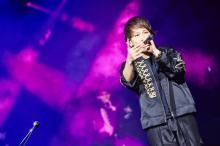 UVERworld、TAKUYA∞男泣き 「前人未到、前代未聞」東京ドームで4.5万人男祭り