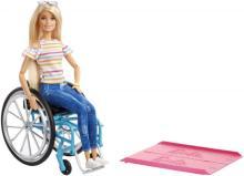 車椅子に乗ったモデルも発売、デビュー60周年の『バービー』が示す多様化社会