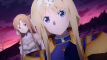 アリスとアスナ共闘、現実世界で新たな動き 『SAO』最新章の第11話場面カット公開