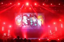 【ジャンプフェスタ】『鬼滅の刃』ステージ、急きょ客席増設 ファン殺到でキャスト驚き「壮観だね!」