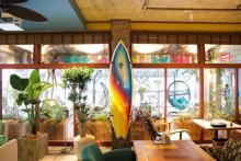 ハワイアンカフェ「コナズ珈琲」で抹茶フェアがスタート♩モンステラ柄がポイントの濃厚抹茶メニューは見逃せない♡
