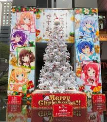 『ご注文はうさぎですか??』『まちカドまぞく』クリスマスツリー2019&UDXコースターまとめ、らしんばんクリスマスセール『ドラゴンボール』フィギュア祭り!