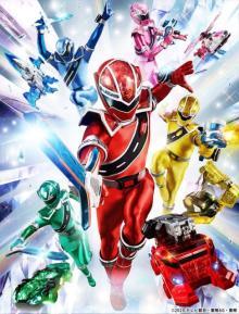 新スーパー戦隊はキラキラ輝く「宝石+乗り物」がモチーフ 映画で先行デビュー決定