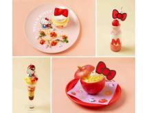 誕生45周年の「ハローキティ」を祝う期間限定コラボカフェが梅田に登場!