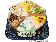 サーティワンがスター・ウォーズデザインのアイスクリームケーキを発売!