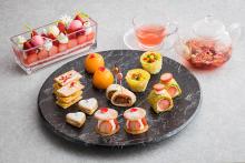 メインは3種のいちごたっぷりの贅沢パフェ♡ホテルメトロポリタン、平日20食限定アフタヌーンティーが年明けに登場!