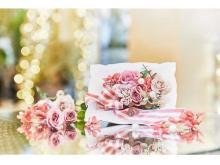 結婚式場でジュエリーボックス作り&アフタヌーンティーを堪能!