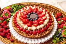 イチゴ好きにはたまらないご褒美ラインナップ!キルフェボンにイチゴの新作タルト3種類が登場しました♩
