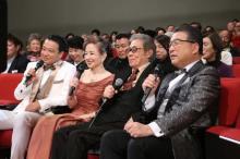 『年忘れにっぽんの歌』史上初、北島三郎が客席から声援 「演歌大好き」IKKOも登場