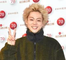 【紅白リハ】菅田将暉、米津玄師から「楽しみしてるわ!」と激励受ける