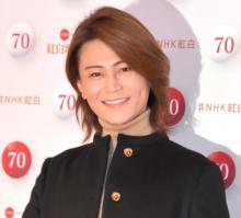 【紅白リハ】氷川きよしド派手演出 白組司会櫻井翔が大興奮「口開いちゃった」