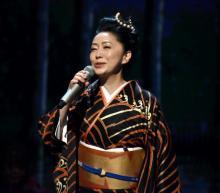 【紅白】石川さゆり、3時代わたり往年の名曲披露 大河共演の長谷川博己は演技を絶賛