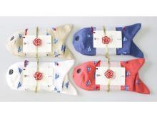 令和初のお正月は縁起のよい靴下で!おめでた尽くしの「目出鯛靴下」に新柄