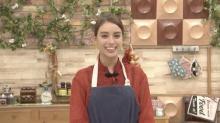 インスタでレシピが話題沸騰 料理大好き滝沢カレンが「食堂」開店
