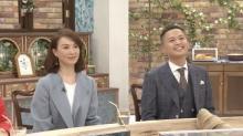 河野景子・花田優一親子、テレビ初共演 家族トークをぶっちゃける