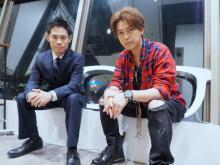 「ありのままで飛び込む」勝地涼&「程よく幸せが続いてほしい」伊藤淳史、初共演対談