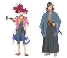 アニメ『天晴爛漫!』4月放送開始 出演は花江夏樹、山下誠一郎、悠木碧、雨宮天ら