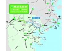 東名高速から横浜港が直結!3月22日(日)16時に「横浜北西線」が開通