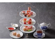 旬のイチゴが堪能できる「いちごアフタヌーンティー」で優雅なひと時を!