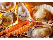 """1日先着5組!播磨灘産牡蠣など浜焼き25種類が""""888円""""で食べ放題"""