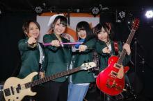 南松本高校パンクロック同好会の新曲PV公開 4人組の女性声優ロックバンド