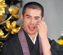 伊藤英明、ジムでお経を唱えていたら「海老蔵さんに間違えられた」と陳謝