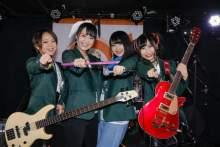 『ガールズフィスト!!!!』新曲PVを公開! 【アニメニュース】