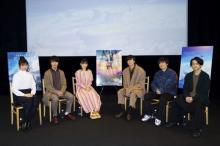 新海誠監督『天気の子』Blu-ray&DVD化、5・27発売決定