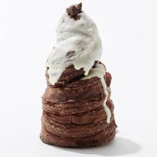 雪が降り積もったような「チョコモンブラン」も♡「ブール アンジュ」の季節商品がどれもおいしそうなんです!