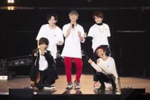 "Da-iCE、原点・渋谷で""2万人凱旋ライブ"" 今春にアルバム発売決定も"