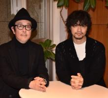 リリー&斎藤工、W主演ドラマは「いい意味でサークル感があった」