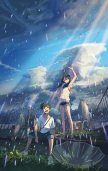 新海誠の最新作『天気の子』:BD・DVDがTOHO animation STORE限定グッズ付きで発売決定! 【アニメニュース】