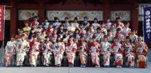 AKB48グループ、令和初の成人式 42人が意気込み「新しい時代を切り拓いていけるよう…」