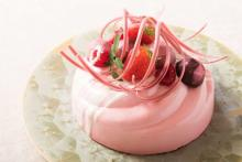 心ときめくマリアージュ♡リーガロイヤルホテル東京のアニバーサリーメニューが「苺×ショコラ」仕立てになりました♩