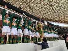 全国高校サッカー決勝、静岡地区で平均29.9%高視聴率 静岡学園が24年ぶり優勝