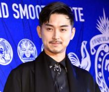 松田翔太『花より男子』風オフショット「溢れ出る西門総二郎」「王子様感」