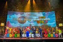 USJ、任天堂テーマの新エリア東京五輪前にオープン マリオなどゲームさながらの新体験