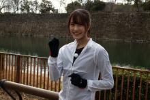 NMB48小嶋花梨、マラソン初挑戦「弱い自分に勝ちたい」