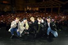 BTS弟分「TXT」が日本デビュー TT兄弟も祝福
