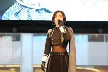 悠木碧がニューシングル「Unbreakable」をリリース!発売日に池袋サンシャインシティ噴水広場でイベントを開催! 【アニメニュース】